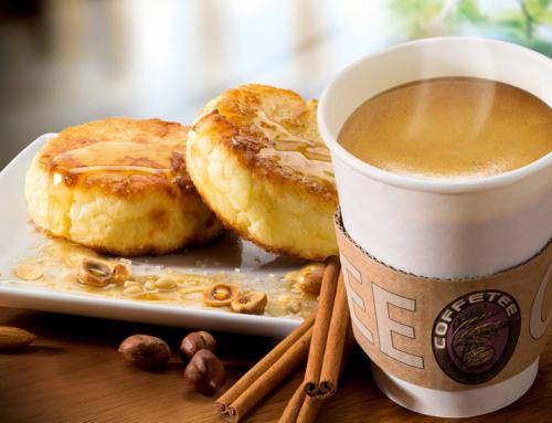 Кофе и сырники