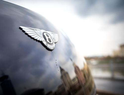 Экстерьер и интерьер автомобиля Bentley